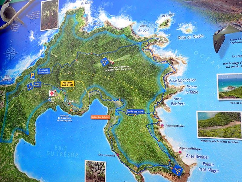 Hiking Martinique